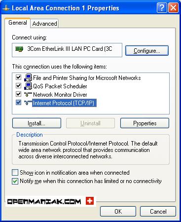 Windows bridge vpn connection
